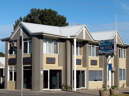 Moodys Motel - Accommodation Nelson Bay
