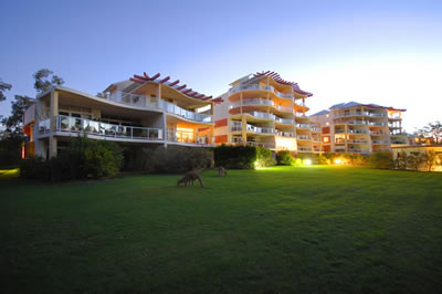 Magnolia Lane Apartments - Accommodation Nelson Bay