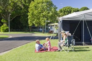 Silver Sands Holiday Park - Accommodation Nelson Bay