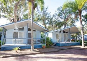 Jimmys Beach Holiday Park - Accommodation Nelson Bay