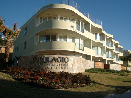 Bellagio By The Sea - Accommodation Nelson Bay