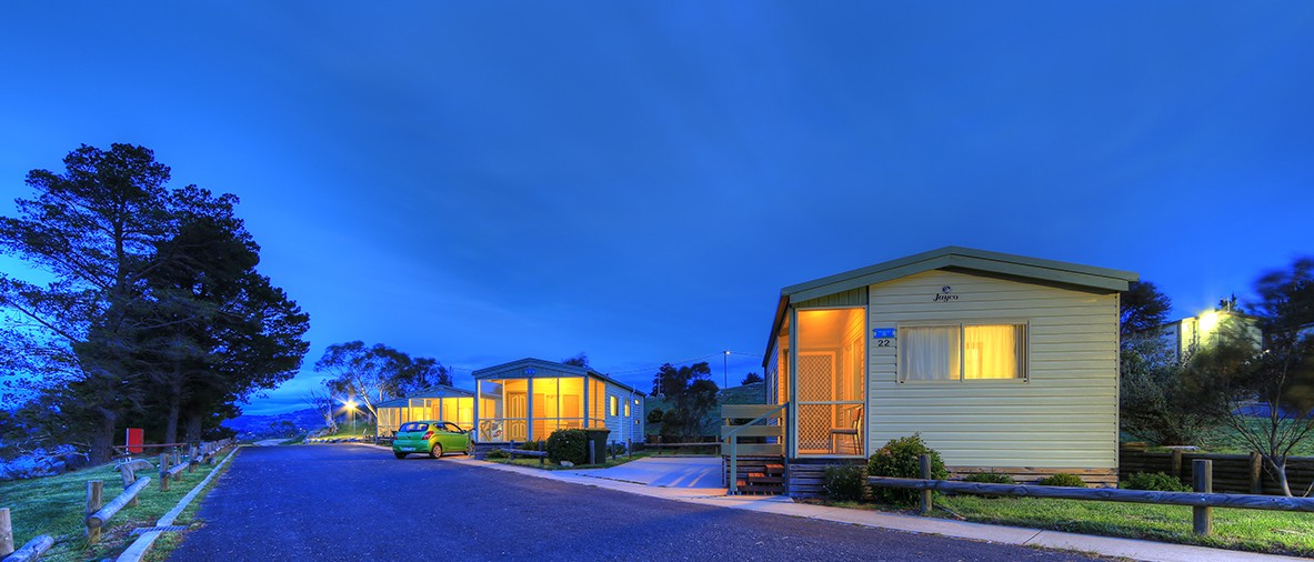 Jindabyne Holiday Park - Accommodation Nelson Bay