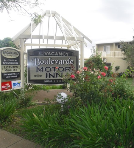 Boulevarde Motor Inn - Accommodation Nelson Bay