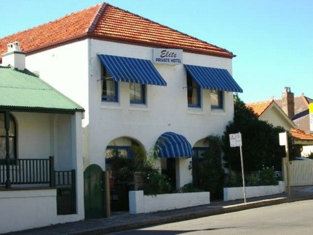 Elite Private Hotel - Accommodation Nelson Bay
