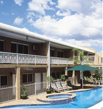 Macarthur Inn - Accommodation Nelson Bay