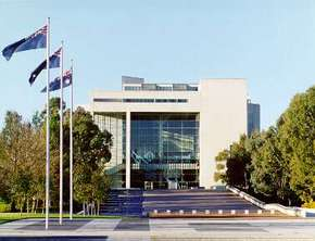 High Court of Australia Parkes Place - Accommodation Nelson Bay