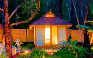 Japanese Mountain Retreat - Accommodation Nelson Bay