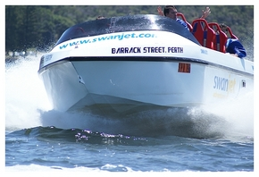 Swan Jet Adventures - Accommodation Nelson Bay
