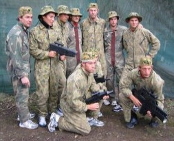 Challenge Paintball  Laser Skirmish - Accommodation Nelson Bay