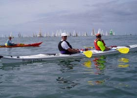 Sea Kayak Melbourne and Victoria - Accommodation Nelson Bay
