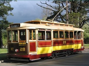 Ballarat Tramway Museum - Accommodation Nelson Bay