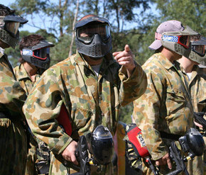 Action Paintball Games - Perth - Accommodation Nelson Bay