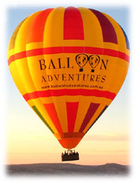 Balloon Adventures Barossa Valley - Accommodation Nelson Bay