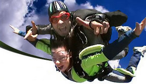 Adelaide Tandem Skydiving - Accommodation Nelson Bay