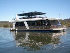 Able Hawkesbury River Houseboats - Accommodation Nelson Bay