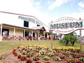 Proserpine Historical Museum - Accommodation Nelson Bay