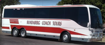 Bundaberg Coaches - Accommodation Nelson Bay
