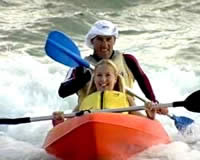 Noosa Ocean Kayak Tours - Accommodation Nelson Bay