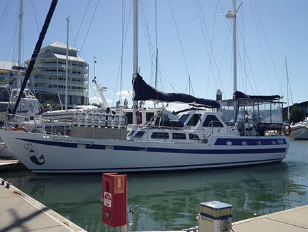 Coral Sea Dreaming Dive and Sail - Accommodation Nelson Bay