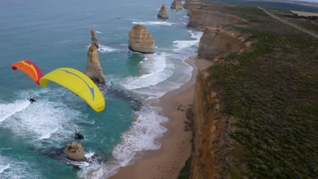 Airsports Adventure Flights - Accommodation Nelson Bay