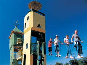 Monash Adventure Park - Accommodation Nelson Bay