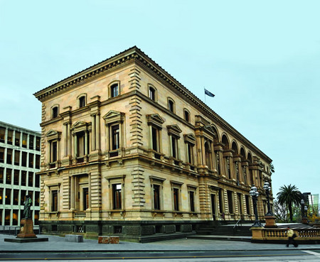Old Treasury Building - Accommodation Nelson Bay