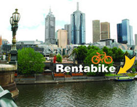 Rentabike  Real Melbourne Bike Tours - Accommodation Nelson Bay
