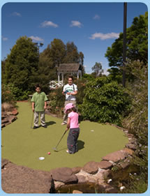 Wetlands Mini Golf - Accommodation Nelson Bay