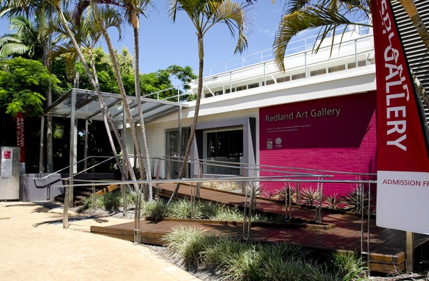 Redland Art Gallery - Accommodation Nelson Bay