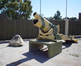 Military Museum Merredin - Accommodation Nelson Bay