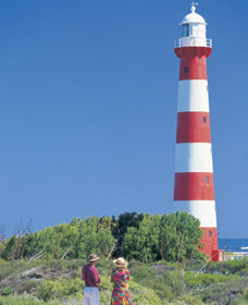 Point Moore Lighthouse - Accommodation Nelson Bay