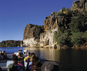 Geikie Gorge National Park - Accommodation Nelson Bay