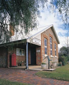 Narrogin Old Courthouse Museum - Accommodation Nelson Bay