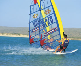 Windsurfing and Surfing - Accommodation Nelson Bay