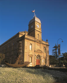 The Albany Town Hall - Accommodation Nelson Bay