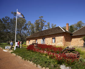 Old Gaol Museum Toodyay - Accommodation Nelson Bay