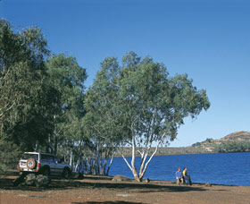 Ophthalmia Dam - Accommodation Nelson Bay