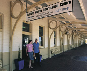 Old Railway Station Bunbury - Accommodation Nelson Bay