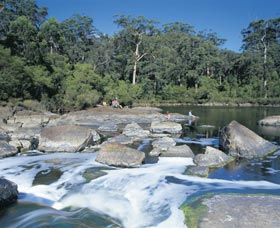 Frankland River - Accommodation Nelson Bay