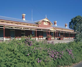 Old Railway Station Museum - Accommodation Nelson Bay