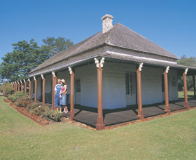 Wonnerup House and Old School - Accommodation Nelson Bay