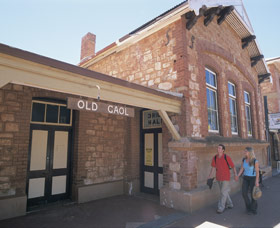 Old Coolgardie Gaol - Accommodation Nelson Bay