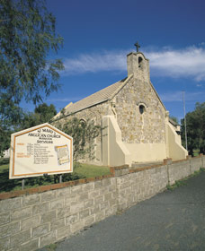 St Mary's Anglican Church - Accommodation Nelson Bay
