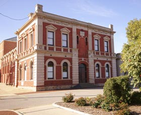 Northam Town Hall - Accommodation Nelson Bay