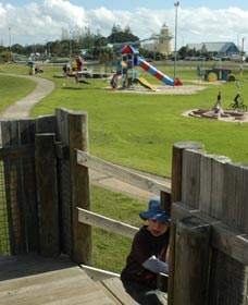 Yoganup Playground - Accommodation Nelson Bay