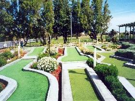 West Beach Mini Golf - Accommodation Nelson Bay