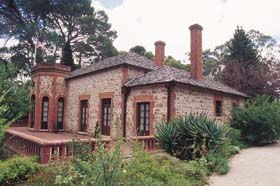 Old Government House - Accommodation Nelson Bay
