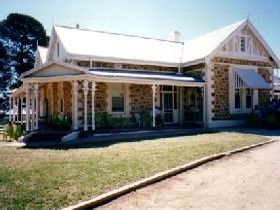 The Pines Loxton Historic House and Garden - Accommodation Nelson Bay