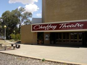 Chaffey Theatre - Accommodation Nelson Bay