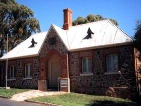 Old Police Station Museum - Accommodation Nelson Bay